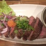 きらら - 料理写真:島根和牛 あぶりポン酢