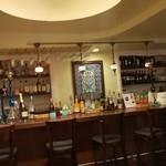 トルコ料理&地中海料理メッゼ - カウンター席もアリ