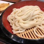 丸亀製麺 - ざるうどんといも天
