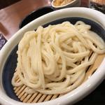 丸亀製麺 - ざるうどん(大)