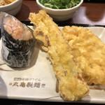 丸亀製麺 - サイドメニュー