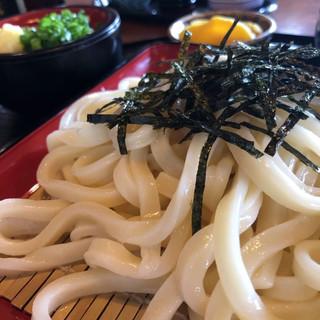 手打ちうどんZ - 料理写真: