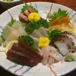 錦寿司 - 刺し盛