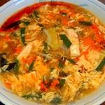 美華 - 酸辣湯麺