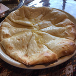 ガネーシャ - チーズナン
