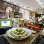 レストラン セリーナ - 朝食には奈良の名物メニューが