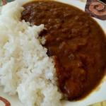 ホテルハーヴェスト 南紀田辺 - カレーライス 756円