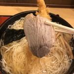 大盛庵 - 焼豚