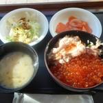 ラビスタ釧路川 - 朝食バイキング