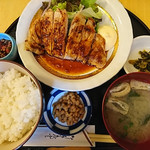 107037971 - 豚ロース生姜焼き