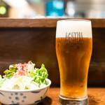 阿雅左 - 生ビール