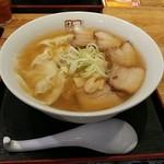 喜多方ラーメン坂内 - わんたん麺