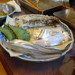 山はげ - 本日の魚
