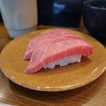 亀正くるくる寿司 - 料理写真:380円中トロ