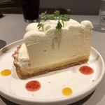 Sign - ダブルチーズケーキ