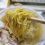バスラーメン - 麺