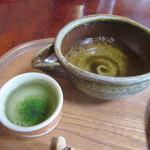 ソバイスバ いさと - 冷酒「加賀鳶」