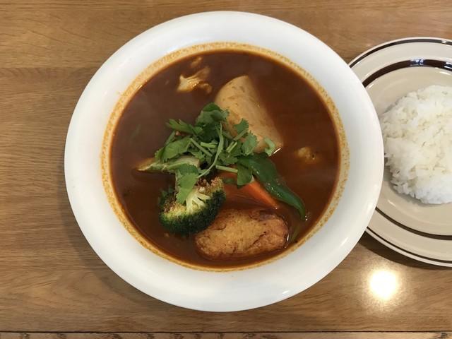 スープカレー店 34>