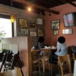 CARI cafe - 店内の様子