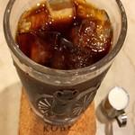 神戸にしむら珈琲店 - アイスコーヒー