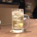 牛タン 肉居酒屋 金べこ - 角ハイボール