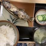 よしはし食堂 - 料理写真: