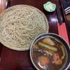 和み蕎 たつ - 料理写真:鴨ざるそば