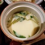 利衛門 - 茶碗蒸し