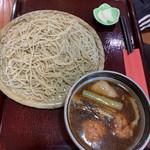 和み蕎 たつ - 鴨ざるそば