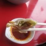 宇都宮みんみん - 水餃子を食べる