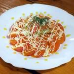 丸忠 - 料理写真:冷しトマト¥300