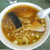 龍亭 - 料理写真:中華そば500円