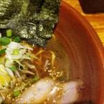 吉山商店 - 辛しょうゆスープ
