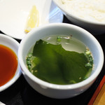 KENYA - わかめスープ