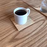 ハタヤ - ドリンク写真:コーヒー