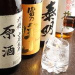 大とろや - 焼酎、日本酒 各種