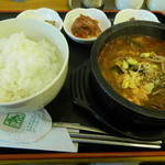 亜梨蘭 - ユッケジャンセット