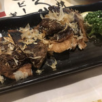 炉ばた焼 いろり - 焼き椎茸