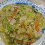牡丹 - 長崎皿うどん(太麺)