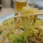 牡丹 - 太麺の麺❗