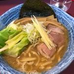 107076811 - 昼限定濃厚白湯麺