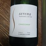 グレイスワイン - 勝沼 GRACE WINE(中央葡萄酒株式会社) セレナ・シャルドネ・スパークリング 4,860円
