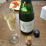 107077008 - 勝沼 GRACE WINE(中央葡萄酒株式会社) セレナ・シャルドネ・スパークリング 4,860円