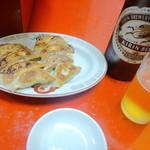 牡丹江 - 餃子とビール