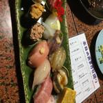 寿司と地魚料理 大徳家 -