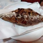 ル パン ドゥ ジョエル・ロブション - クランベリーとクリームチーズのライ麦パン~☆