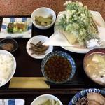 多菜田 - 天ぷら定食