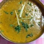 インド・パキスタン料理 ホット・スプーン - 2011-12-08 ダルカレー