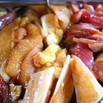鶏料理専門店 みやま本舗 - 焼き盛り合わせ