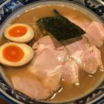 らーめん 木尾田 - 料理写真:特製らーめん\900